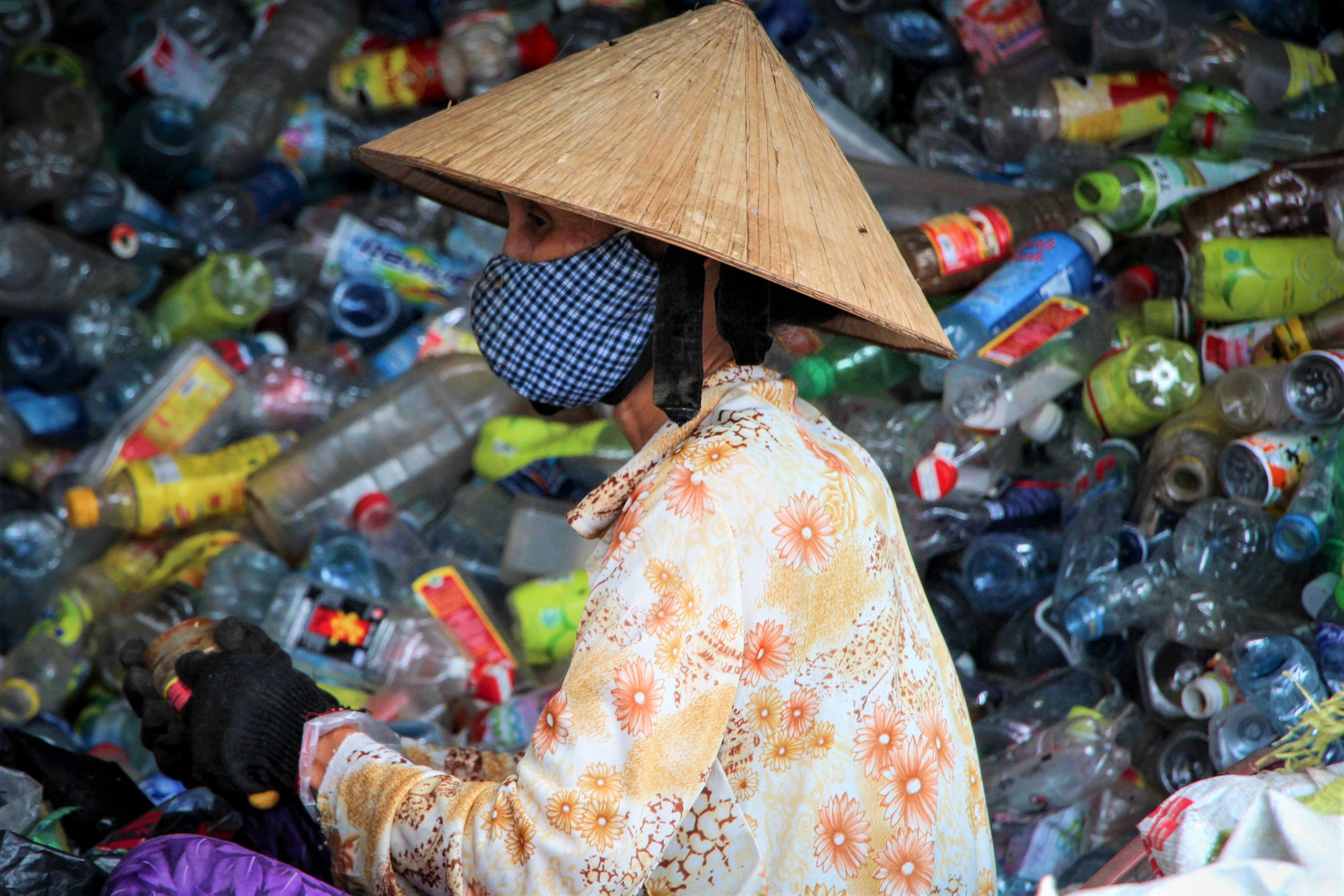 Plástico en Vietnam