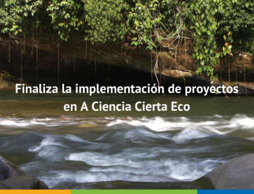 Finaliza la implementación de proyectos en A Ciencia Cierta