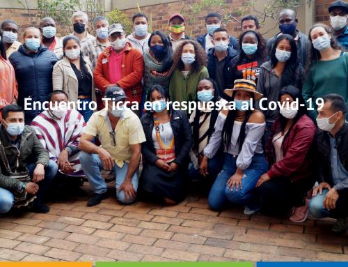 Encuentro Ticca en respuesta al Covid-19